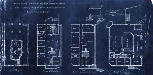 Personally, I'm waiting for blueprints to become trendy again. Hipster Kinko's anyone? Photo courtesy of Brian Butko