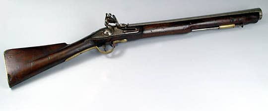 This is a blunderbuss. See Wikipedia