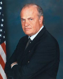 Politician Fred Thompson was a previous spokesperson for reverse mortgages.