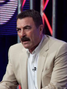 Currently, the reverse mortgage is being sold in commercials by Tom Selleck. All images in this post from Wikipedia